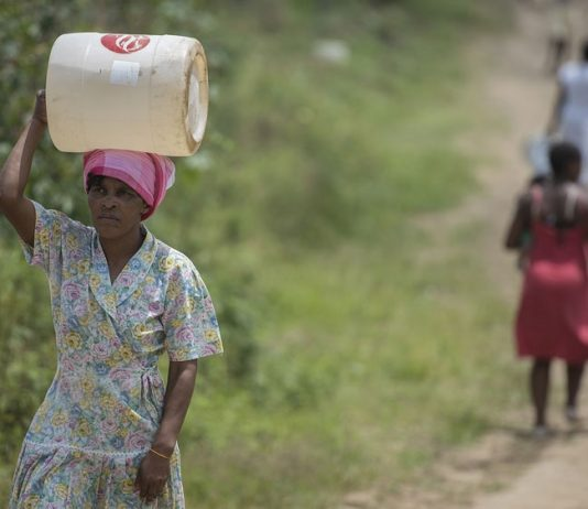 Water problems persist in Malawi capital Lilongwe
