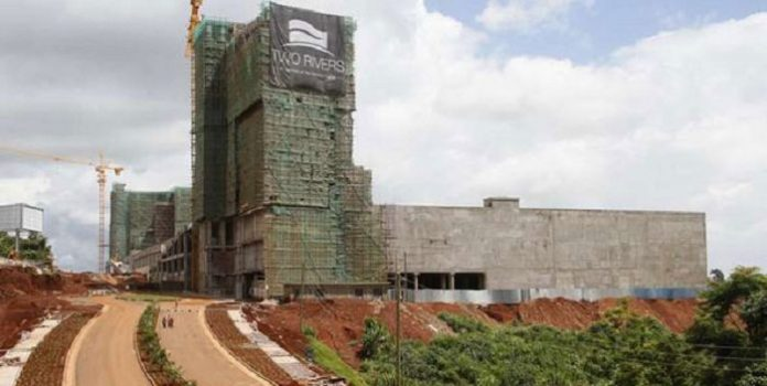 The mega Two Rivers Mall in Kenya to be open next month