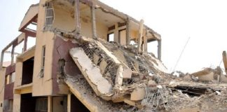Nigeria moves to curb collapse of buildings