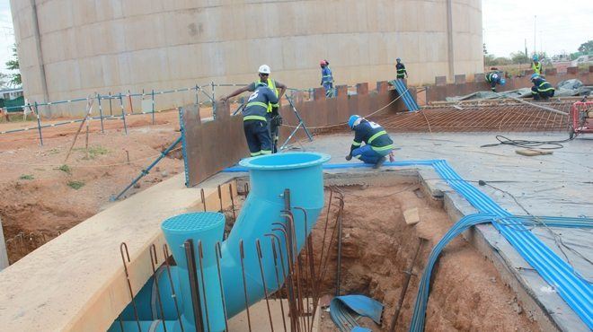 Chryso SA to supply CWA 10 integral waterproof admixture for Temba Waterworks project