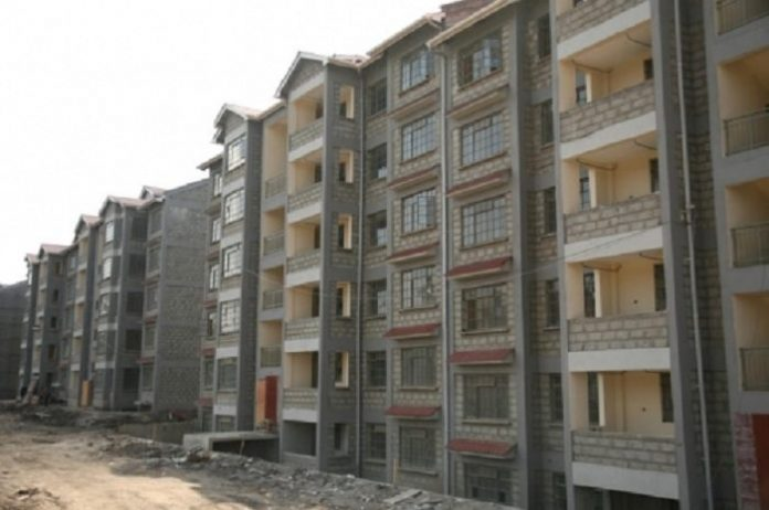 Kenya's affordable housing units project to construct 300,000 additional units