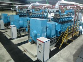 Liberia commissions a 10MW Heavy Fuel Oil power plant