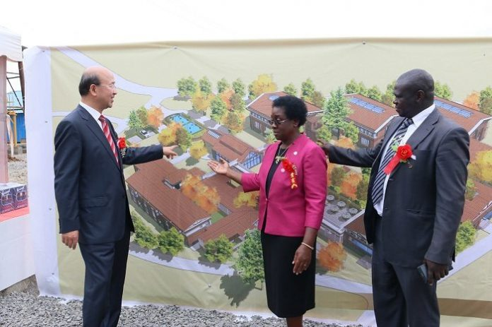 China boosts environmental study in Kenya with US$30m research centre