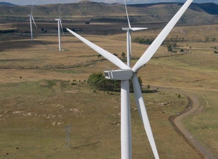 South Africa commissions Noupoort wind farm
