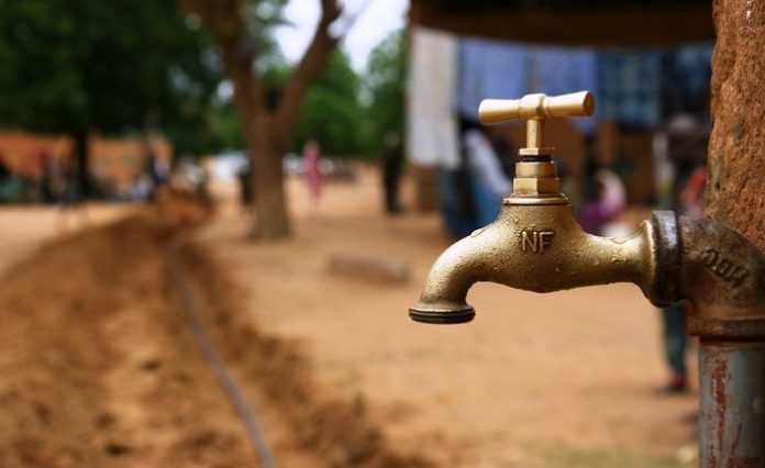 Water distribution capacity in Mozambique capital Maputo doubles