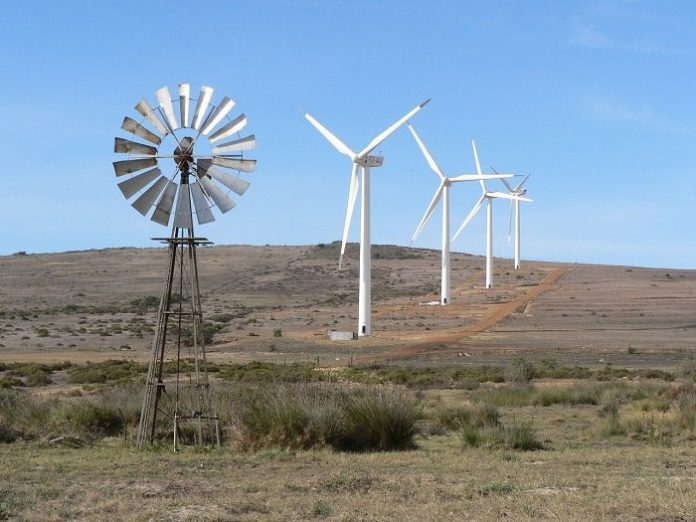 South Africa Banks On Wind Energy To Go Green
