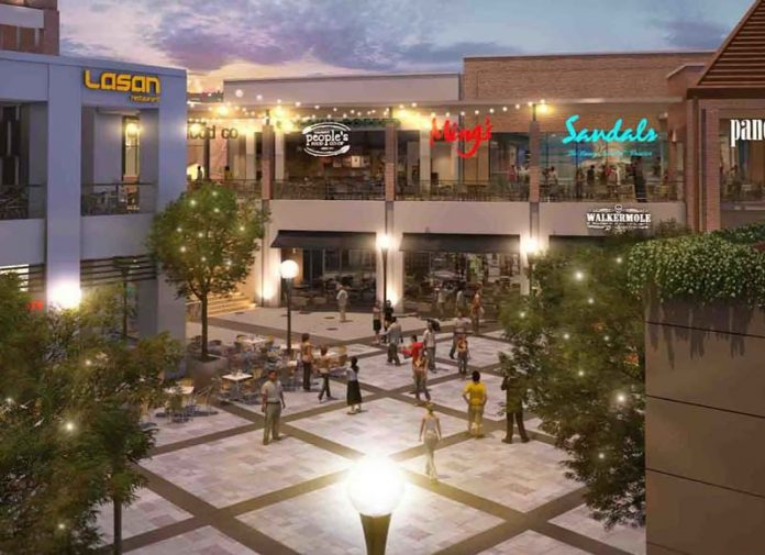 South Africa S Cornubia Shopping Mall To Open 2017