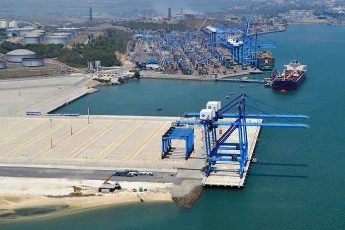 Second phase of the new Mombasa Port container terminal to begin