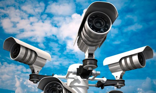 The importance of CCTV cameras at construction sites