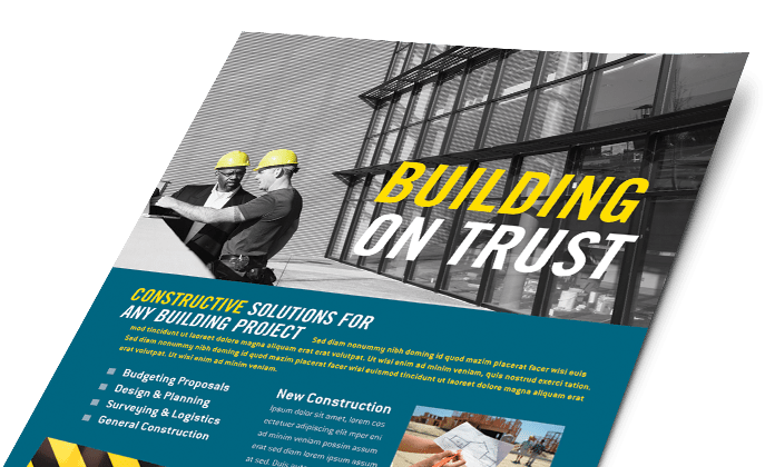 Top Five simple ways to easily Market Your Construction Company