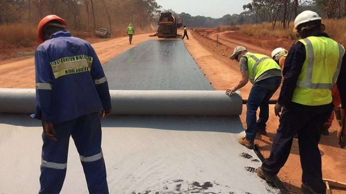 Fibertex South Africa designs new range of geotextiles for road construction