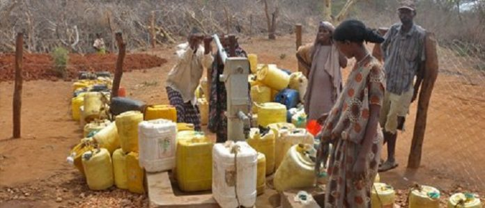 Garissa town residents protest over persistent water shortage