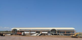 Kenya's Isiolo International airport to open November