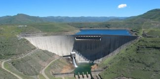 Completion of Lesotho Highland Water Project Phase II set for 2025
