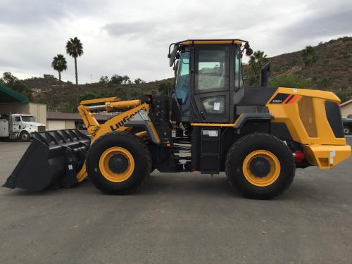 LiuGong launches H Series Wheel Loaders