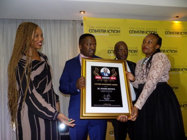 2016 South African Construction Awards winners are announced