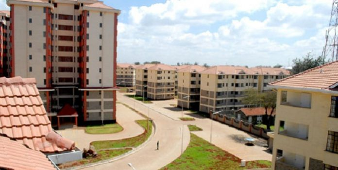 Kenya's capital Nairobi moves to curb housing deficit