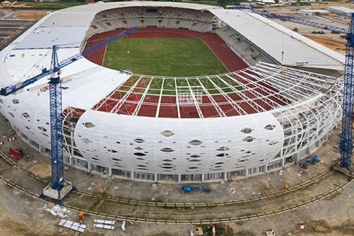 An ultra modern stadium set to be constructed in Tanzania