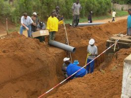 Mozambique unveils mega water distribution centre in Matola