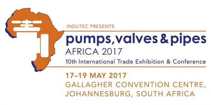 Expo 2017 focuses on Africa's growth opportunities for pumps, valves and pipes sector