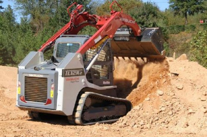 Takeuchi launches TL10V2, TL12R2 Compact Track Loaders