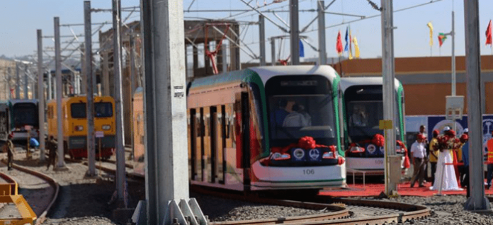 First electric railway in Africa launched