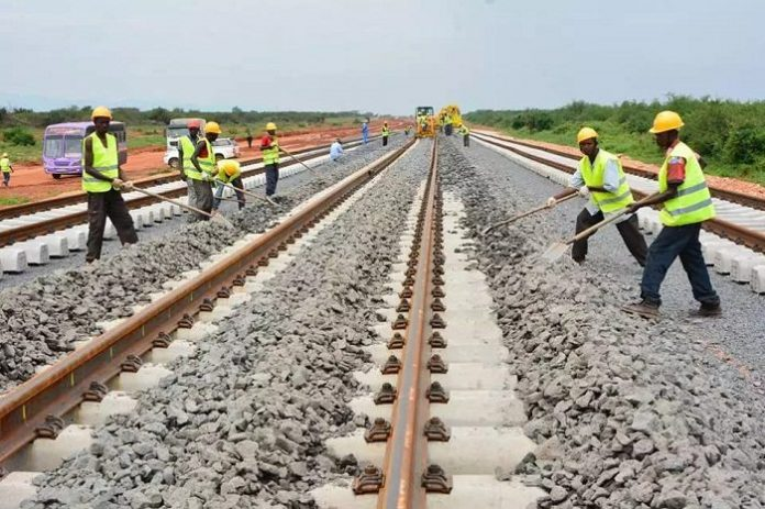 Rwanda seeks US $1.3bn to subsidize its portion of the Isaka-Kigali SGR line