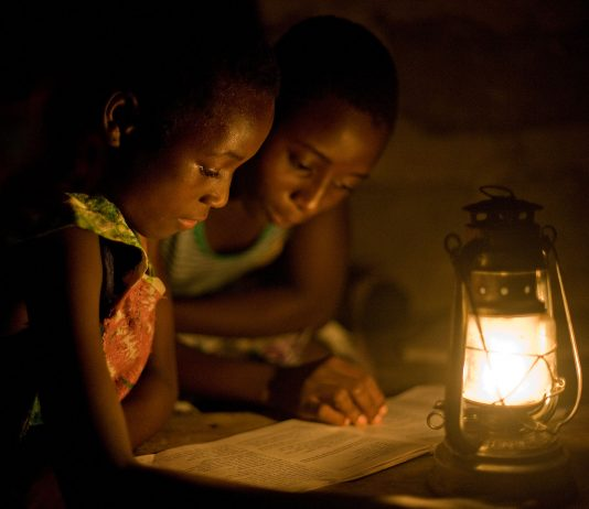 American singer Akon Launches Light to Learn initiative in Liberia