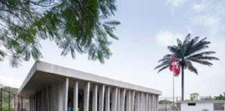 LafargeHolcim Ivory Coast delivers green cement solutions for new Swiss embassy