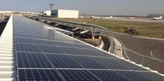 South Africa boasts of first solar airport in Africa