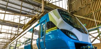 Construction of Gibela train factory in South Africa underway