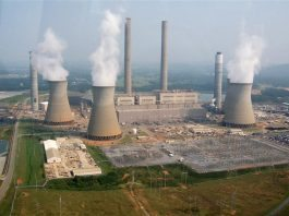 South Africa says construction of coal-fired power plants to continue