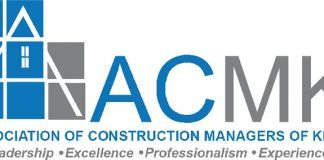 Association of Construction Managers of Kenya seek laws to govern the industry