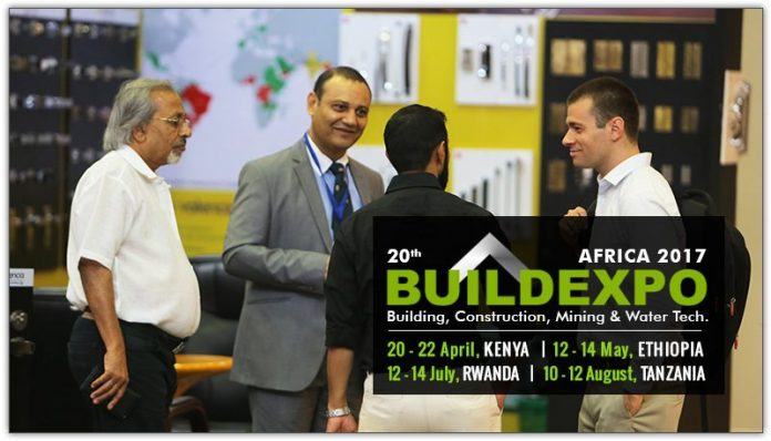 Africa's most dynamic building and construction expo