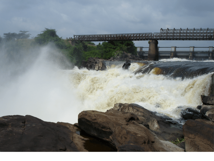 US $340m Rusumo Hydroelectric plant 47% complete
