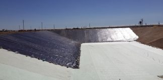 Fibertex geotextiles for environmental protection in foundation structures in construction