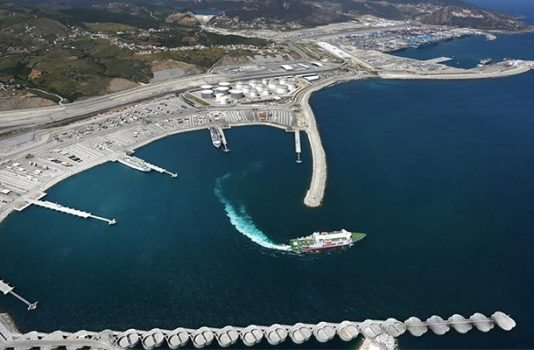 Morocco invests in new modern Atlantic port project