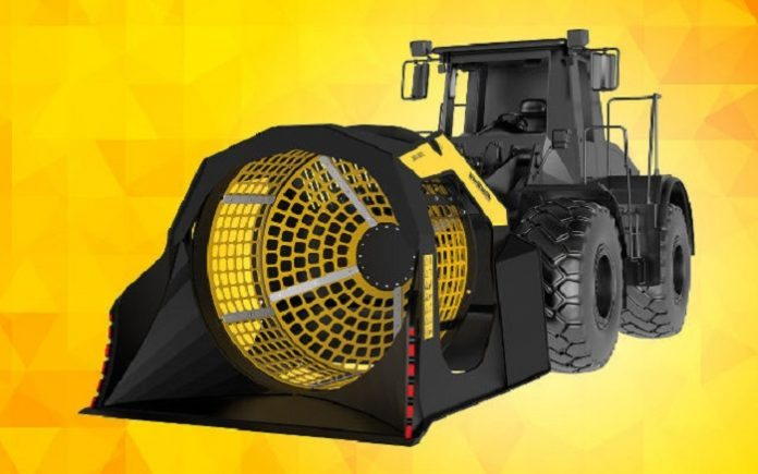 MB Crusher to launch new hydraulic drum cutter MB-R800 and the MB-LS220 screening bucket