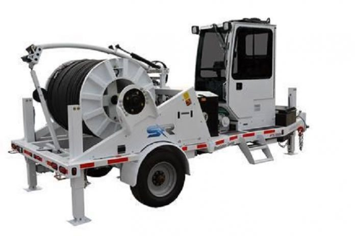 Sherman + Reilly launches the new Revolution Series PTX-3500, a single drum multi-purpose puller/tensioner