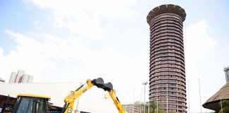 THE BIG 5 CONSTRUCT EAST AFRICA ATTRACTS THOUSANDS OF VISITORS AT KICC