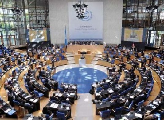 UN climate talks ends as US urged to join fight