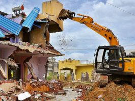 Municipality housing project in South Africa faces demolition