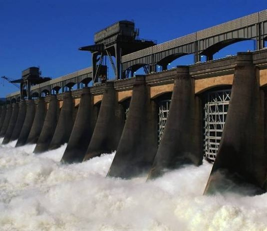 Construction of Rusumo hydropower project underway