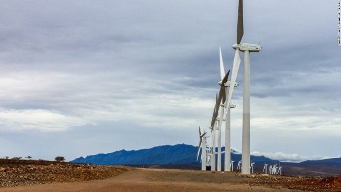 Kenya's Lake Turkana Wind Power project nears completion