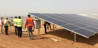 Senegal begins work on Major solar project in Sub-Saharan Africa