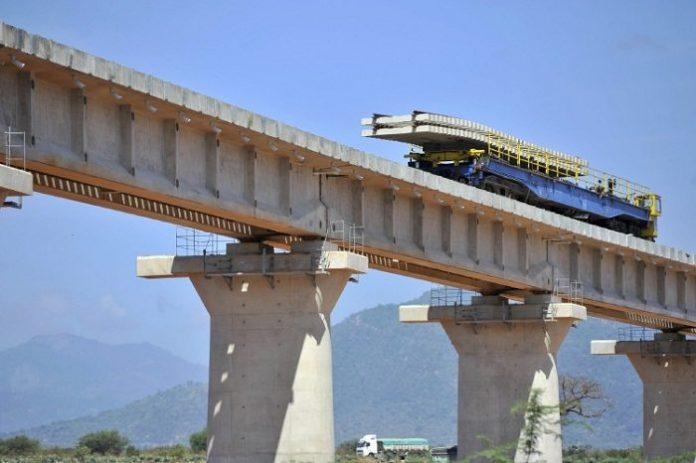 Construction of Kenya's SGR to continue after court lifted suspension