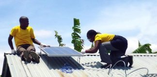 Off –grid solar system to save lives in Sierra Leone