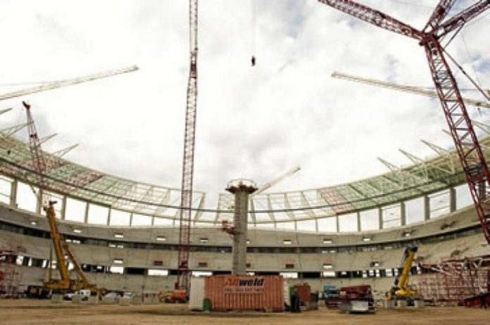 South African construction firms sued over World Cup collusion