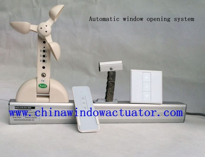 Automatic Window Control System for Building
