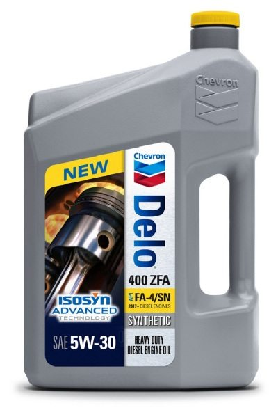 Chevron Rolls Out New Delo 400 Product Line